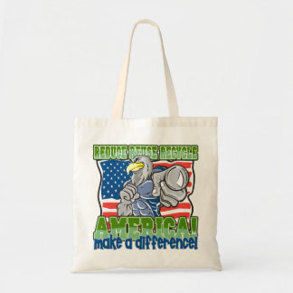 Environmental America Tote Bag