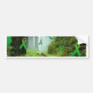 Environmental Awareness Art by Mark Thaler Bumper Stickers