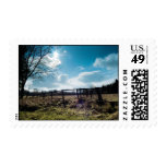 environmental beauty postage stamps
