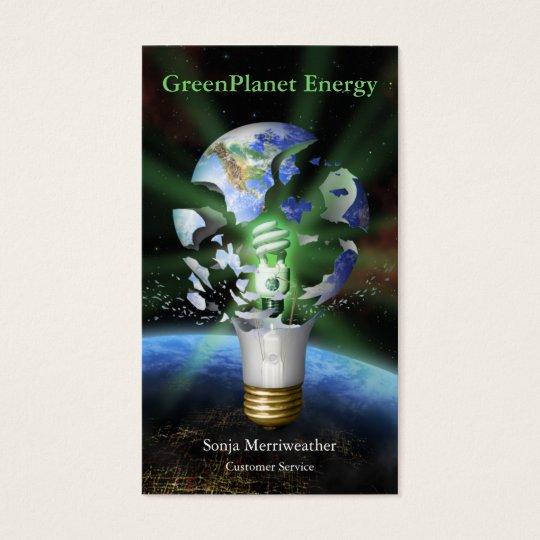Environmental Business Card