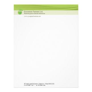 Environmental Company Letterhead