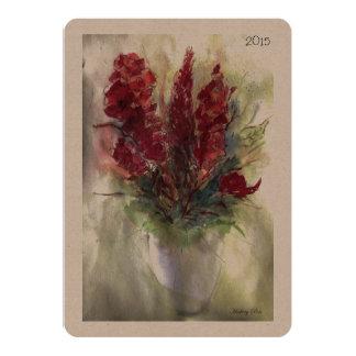 Environmental Desert Environmental  - Nature 5x7 Paper Invitation Card