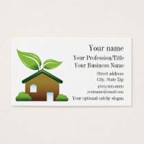 Environmental Design Business Card