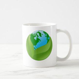 ENVIRONMENTAL EARTH COFFEE MUG