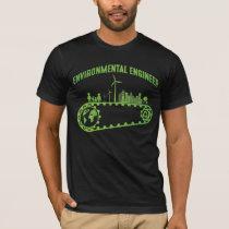 Environmental Engineer Environment Engineering T-Shirt