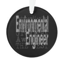 Environmental Engineer Extraordinaire Ornament