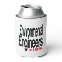 Environmental Engineers Do It Better Can Cooler
