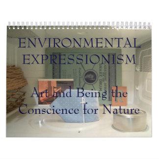 Environmental Expressionism Calendar