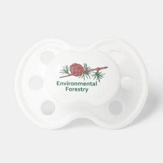 Environmental Forestry BooginHead Pacifier