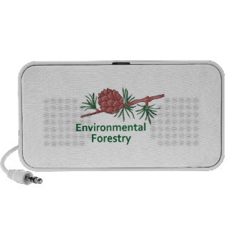 Environmental Forestry PC Speakers