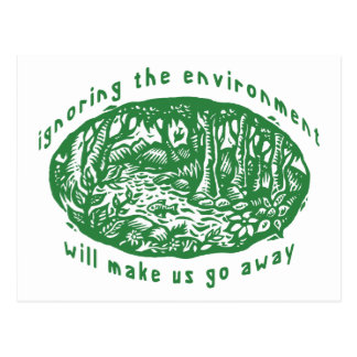 Environmental Gift Postcard