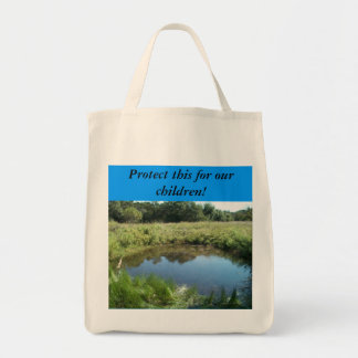 Environmental Grocery Tote