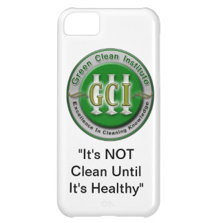 Environmental Health Services Case For iPhone 5C