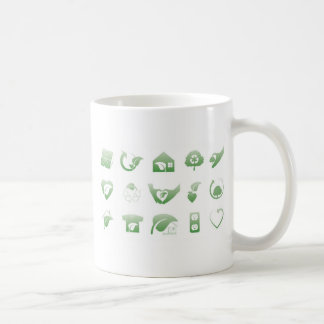 environmental icons 1 coffee mug