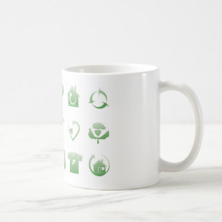 environmental icons 2 coffee mug