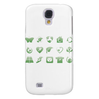 environmental icons 2 samsung galaxy s4 case