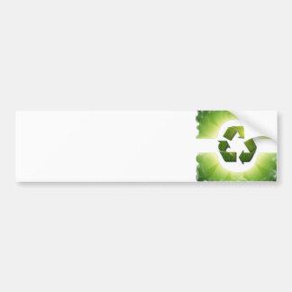 Environmental Issues Bumper Sticker