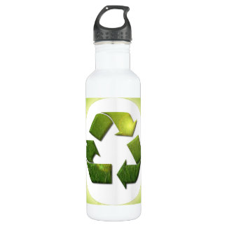Environmental Issues 24oz Water Bottle