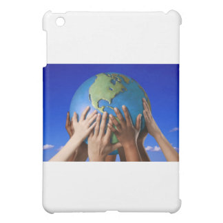 Environmental Issues Save The World iPad Mini Cases