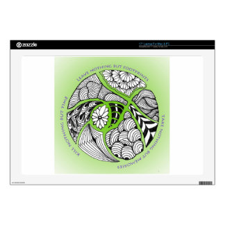 Environmental Mantra for Hikers & Mountain Climber Decals For Laptops