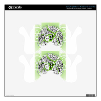 Environmental Mantra for Hikers & Mountain Climber PS3 Controller Skins