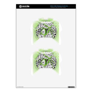Environmental Mantra for Hikers & Mountain Climber Xbox 360 Controller Decal