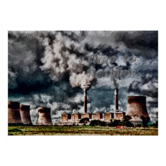 Environmental Pollution Poster