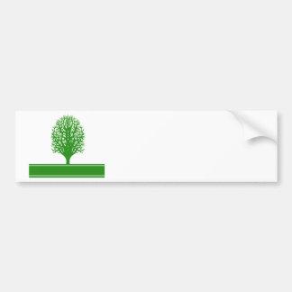 Environmental Problems Bumper Sticker