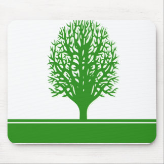 Environmental Problems Mouse Pad