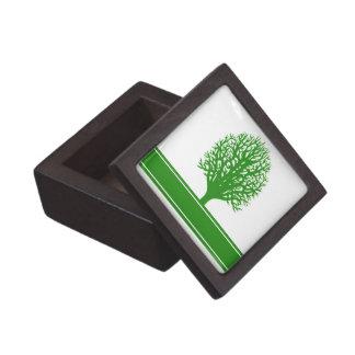 Environmental Problems Small Gift Box Premium Jewelry Box