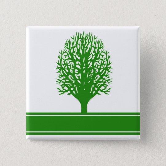 Environmental Problems Square Pin