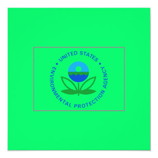 ENVIRONMENTAL PROTECTION AGENCY CARD