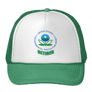 Environmental Protection Agency Retired Hat