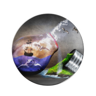 Environmental Protection Awareness Plate