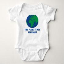 environmental protection baby bodysuit