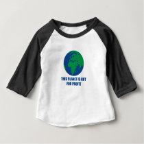 environmental protection baby T-Shirt