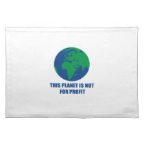 environmental protection cloth placemat