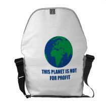 environmental protection courier bag