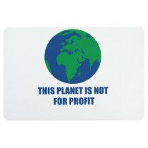 environmental protection floor mat
