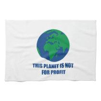 environmental protection hand towel