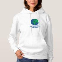 environmental protection hoodie