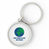 environmental protection keychain