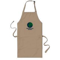 environmental protection long apron