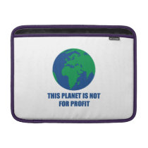 environmental protection MacBook air sleeve