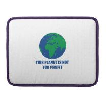environmental protection MacBook pro sleeve