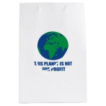environmental protection medium gift bag