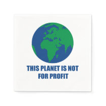 environmental protection napkin