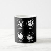 Environmental protection nature conservation coffee mug