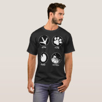 Environmental protection nature conservation T-Shirt