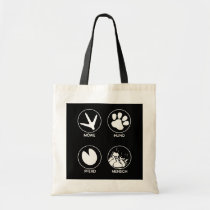 Environmental protection nature conservation tote bag